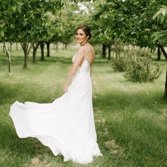 Sincerity Bridal Wedding Dress (Size 10) *WORN*